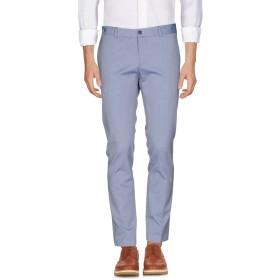 《セール開催中》PAUL MIRANDA メンズ パンツ ダークブルー 52 コットン 60% / ポリエステル 37% / ポリウレタン 3%