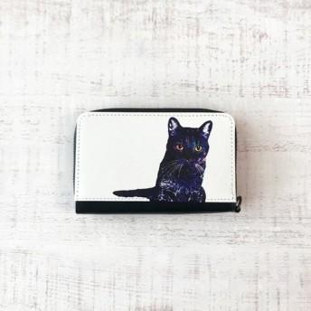 GALAXY CAT ミニ財布・コンパクト財布 / 猫 ねこ