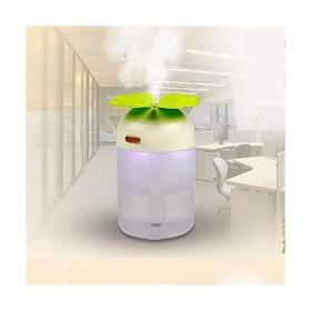 空気清浄機2018新空気清浄機ナイトライトミニ加湿器空気清浄機Usbオフィスミュートクリエイティブホーム空気清浄スプレーカー (色 : A, サイズ