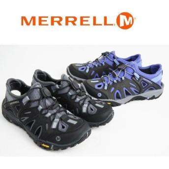 メレル MERRELL オールアウト ブレイズ シーヴ レディース サンダル J65252・J64980 ALL OUT BLAZE SIEVE カジュアルシューズ アウトドア スポサン
