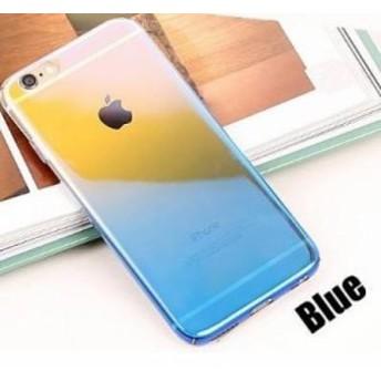 ☆★iphone 7 ケース 落ち着きとピッタリなフォルム 耐衝撃 ☆グラデーションカラー /ブルー