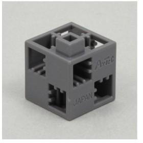 アーテック Artecブロック 基本四角 24P グレー 77750