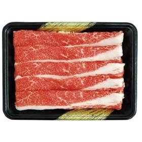 2018 お歳暮 山晃食品 神戸牛 すき焼き用 バラ 約400g 代引不可