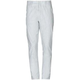 《セール開催中》DONDUP メンズ パンツ ホワイト 30 コットン 82% / 麻 15% / ポリウレタン 3%