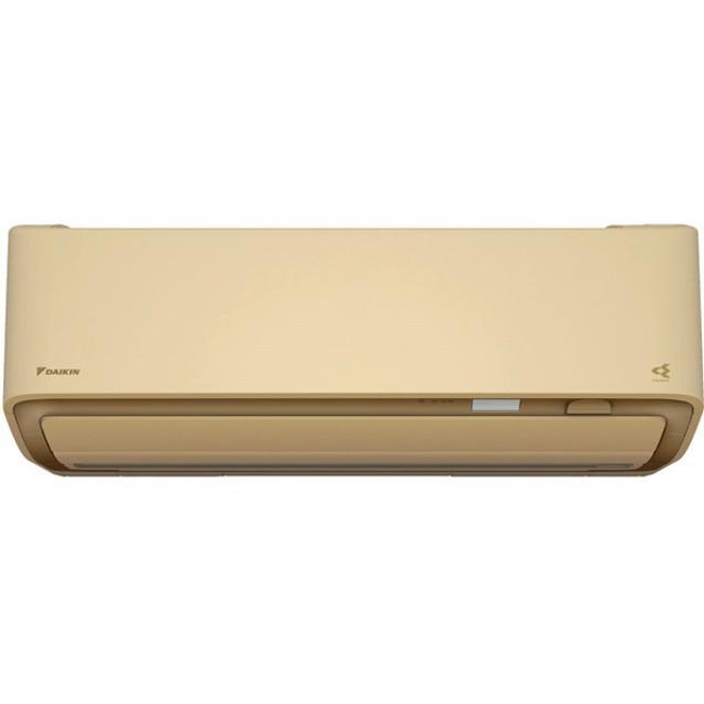 DAIKIN S28WTDXP-C ベージュ スゴ暖 DXシリーズ(寒冷向け) [エアコン(主に10畳用・200V対応)]