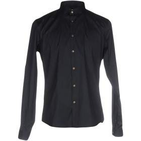 《9/20まで! 限定セール開催中》OBVIOUS BASIC メンズ デニムシャツ ブルー 40 コットン 100%
