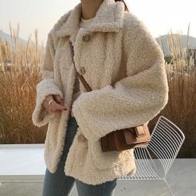 冬 これからの季節に! ふわふわモコモコなファージャケット! ELSG0002