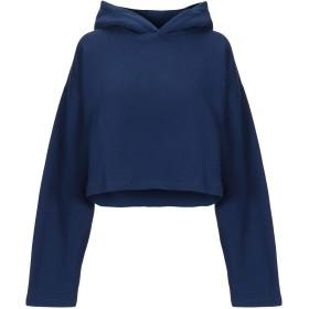 《期間限定セール中》GOLDEN GOOSE DELUXE BRAND レディース スウェットシャツ ブルー S コットン 94% / ポリウレタン 6%