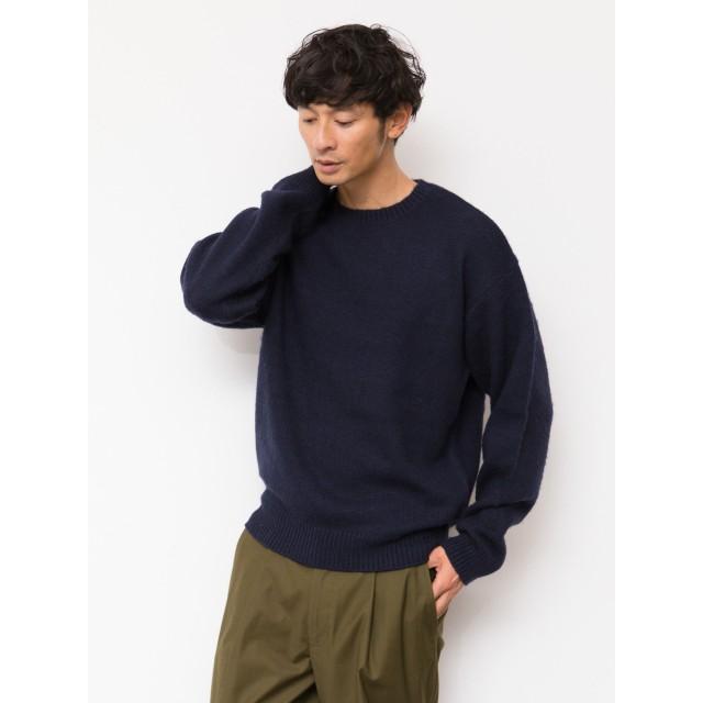 ニット・セーター - koe 天竺長袖ニットプルオーバー
