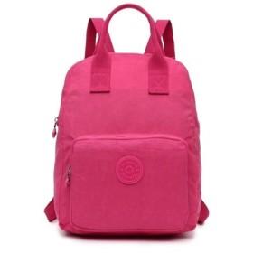 防水バラ赤いバックパック/ハンドバッグ/ペン袋/バックパック/ショルダーバッグ/旅行バックパック/学生バッグ