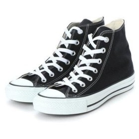 コンバース CONVERSE CANVAS ALL STAR HI BLK (BLACK)
