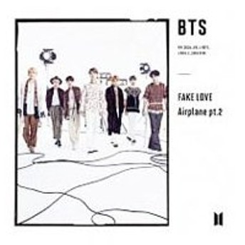 BTS (防弾少年団)/Bird/FAKE LOVE/Airplane pt.2(初回限定盤C)