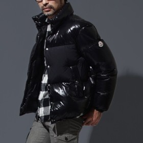 モンクレール MONCLER ダウンジャケット AYNARD ブラック 大きいサイズあり メンズ aynard-4186485-68950-999