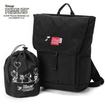 限定品 Manhattan Portage×PEANUTS Washington SQ Backpack JR 日本正規品 バックパック リュック MP1220JRPEANUTS18