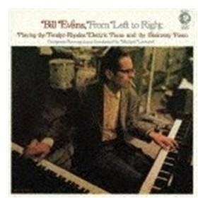 <CD> ビル・エヴァンス / フロム・レフト・トゥ・ライト+4