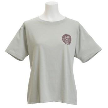 RVCA マルロゴTシャツ AI043208 AQQ (Lady's)
