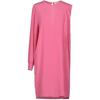 《セール開催中》8PM レディース ミニワンピース&ドレス ピンク XXS アセテート 60% / シルク 40%