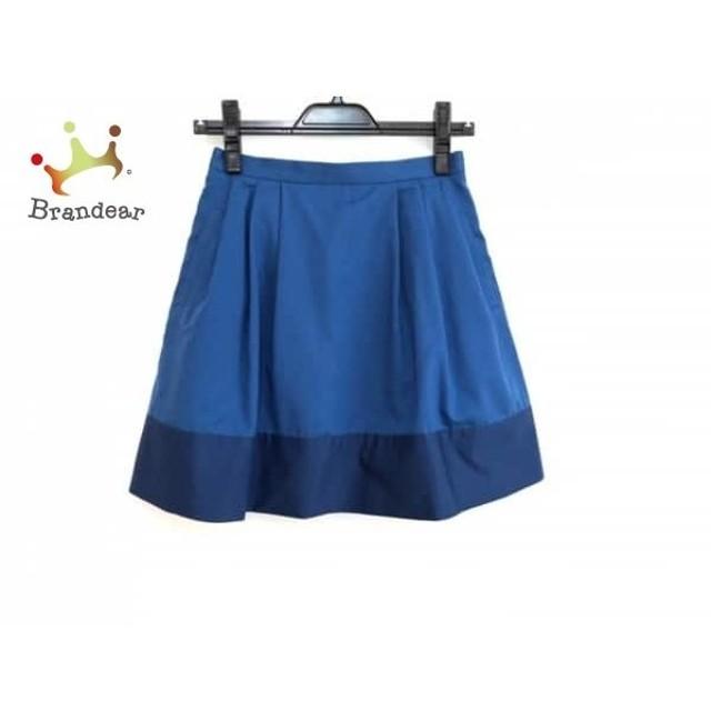 チェスティ Chesty スカート サイズ0 XS レディース ブルー             スペシャル特価 20190524