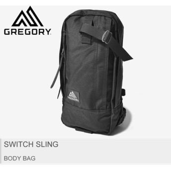 GREGORY グレゴリー スウィッチ スリング ボディバッグ 65587