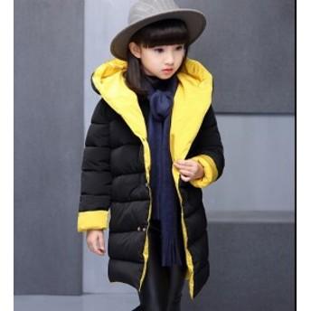 中綿コート キッズジャンパー 子供服 ジュニア 防寒 暖かい KIDS 男の子 アウター リバーシブルコート ダウンコート