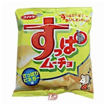 すっぱムーチョ さっぱりビネガー味 コイケヤ 55g