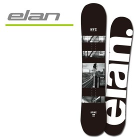 2019 ELAN エラン SPIKE  【2019/板/スノーボード/スノー/日本正規品】