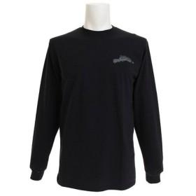 SURREAL(SURREAL) イネス ロングスリーブTシャツ INNES-BLK (Men's)