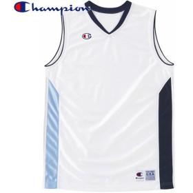 Champion(チャンピオン) GAME SHIRTS バスケット ゲームシャツ CBR2203-WN
