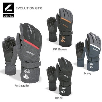LEVEL〔レベル スキーグローブ〕<2019>EVOLUTION GTX【GORE-TEX】