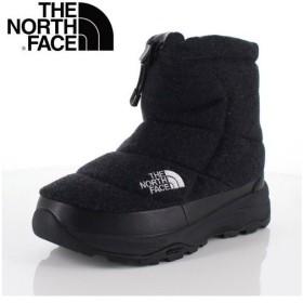 ザ ノースフェイス レディース ブーツ THE NORTH FACE NF51879 チャコール (CH) ヌプシブーティー ウール lV ショート