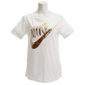ナイキ(NIKE) メタリック GX 半袖Tシャツ 939353-100HO18 (Lady's)