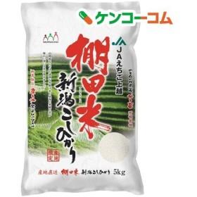 令和元年産 新潟産コシヒカリ 棚田米 ( 5kg )