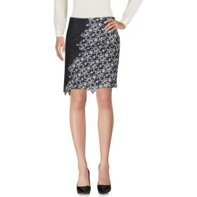 《セール開催中》3.1 PHILLIP LIM レディース ひざ丈スカート 鉛色 2 55% ポリエステル 45% ナイロン