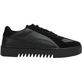 《セール開催中》PUMA x XO メンズ スニーカー&テニスシューズ(ローカット) ブラック 4 革 PUMA x XO Terrains
