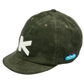 カブー KAVU コードベースボールキャップ KAVU カジュアル 帽子