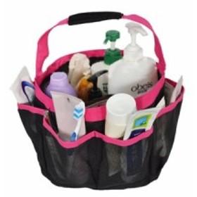 水泳 風呂用バッグ 《ピンク》 収納バック 小物入れ[ゆうパケット発送、送料無料、代引不可]