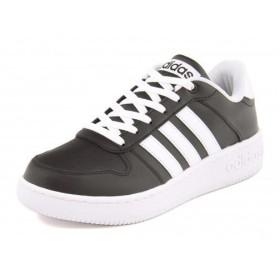 adidas(アディダス) TEAM COURT(チームコート) AW4526 コアブラック/ランニングホワイト/ランニングホワイト スニーカー メンズ