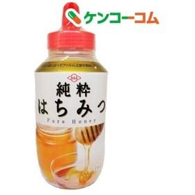 朝日 新 純粋はちみつ ( 1kg )