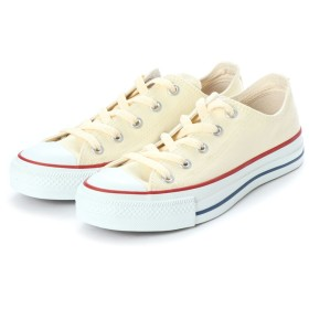 コンバース CONVERSE CANVAS ALL STAR OX WHT (WHITE)