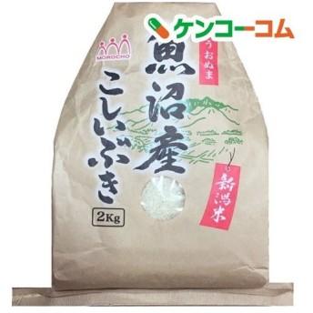 平成30年度産 魚沼産こしいぶき (クラフト) ( 2kg )