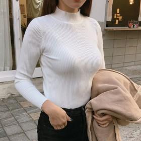 Tシャツ - gogosing 【GOGOSING】水彩画ハイネックニット