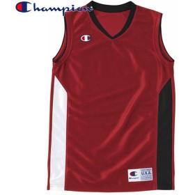 Champion(チャンピオン) JUNIOR GAME SHIRTS バスケット ゲームシャツ CBYR2032-R