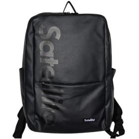 サテライト(Satellite) バックパック プロップキューブ BACKPACK PROPCUBE PVCブラック STB1PBBF3192 カジュアルバッグ 鞄 カバン リュックサック デイパック