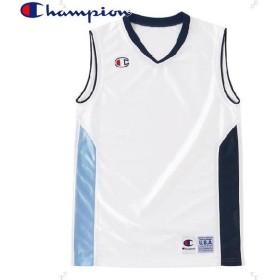 Champion(チャンピオン) GIRLS GAME SHIRTS バスケット ゲームシャツ CBGR2032-WN
