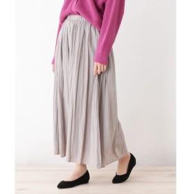 grove / グローブ 【WEB限定サイズあり】ロングギャザースカート