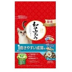 Nisshin/日清ペットフード  JPスタイル 和の究み 1歳から 飽きやすい成猫用 2kg