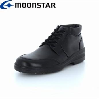 送料無料 ムーンスター メンズ ビジネスシューズ 靴 SPH8975DSR ブラック
