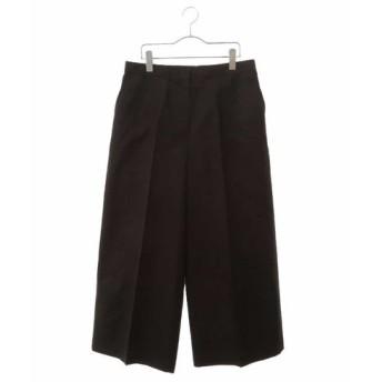 HIROKO BIS GRANDE / 麻混ミディ丈スカート