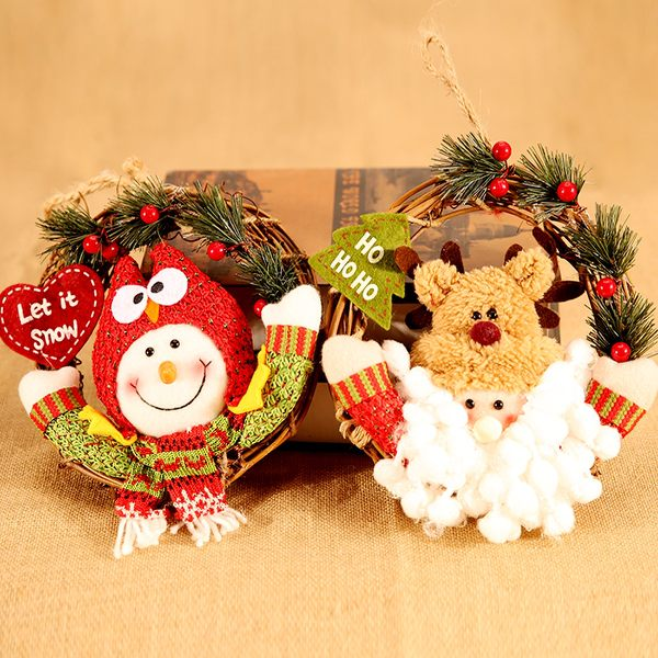 聖誕禮品109 聖誕樹裝飾品 禮品派對 聖誕裝飾花環