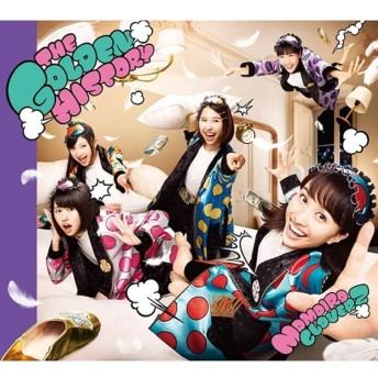 ももいろクローバーZ/ザ・ゴールデン・ヒストリー 初回限定盤B 【CD】